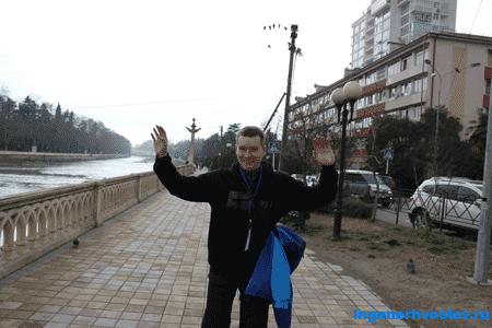 Пост 7: Олимпийские Игры в Сочи 2014. Река Мзымта