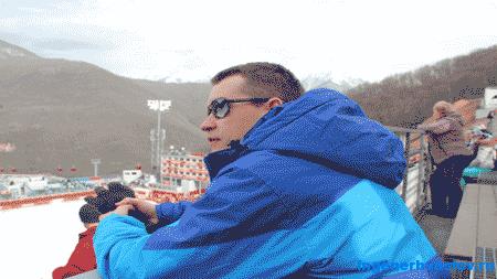 Пост 17: Олимпийские Игры в Сочи 2014. С железнодорожного вокзала в Сочи