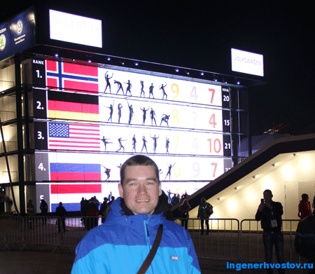 Пост 13: Олимпийские Игры в Сочи 2014