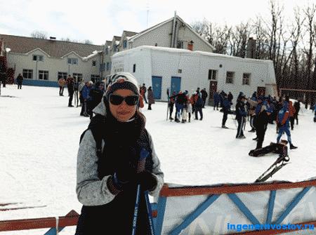 Лыжная база Чайка в Самаре