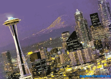 Город Сиэтл