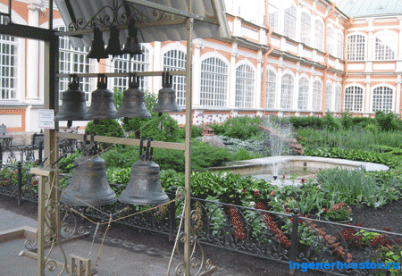 Митрополичий сад в Питере
