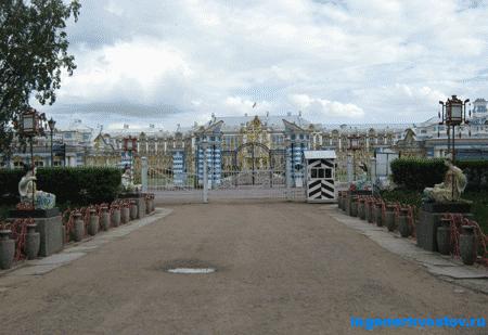 Парки Царского Села