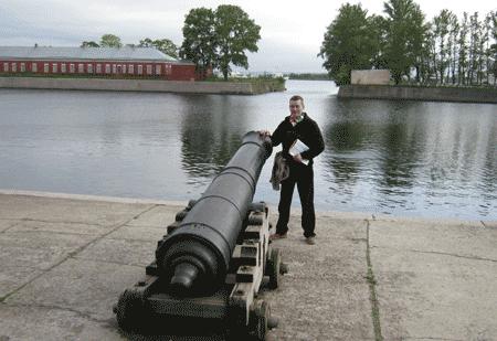 Хвостов Андрей в Кронштадте
