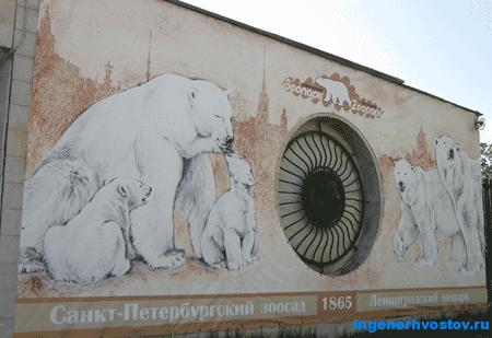 Петербург. Зоопарк