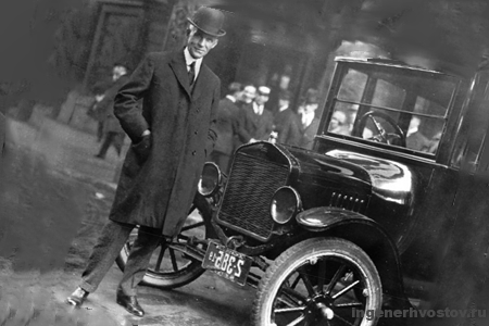 Генри Форд машины