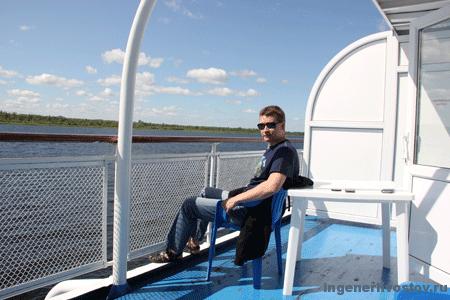 Путешествие по Волге из Москвы