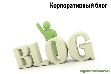 Корпоративный блог. 4 вида корпоративных блога