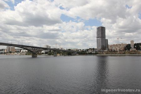 саратовский мост сегодня