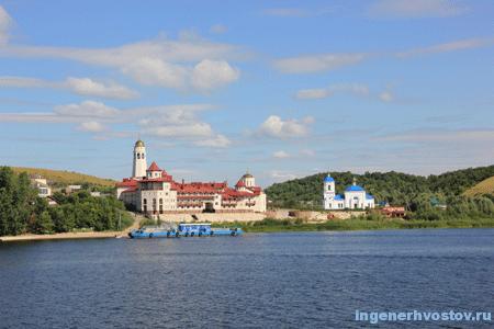 мужской монастырь в винновке
