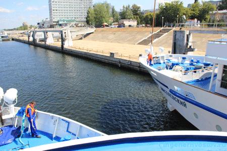 речной порт самара адрес
