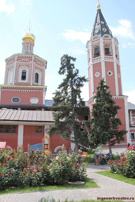 Свято-Троицкий Собор Саратов