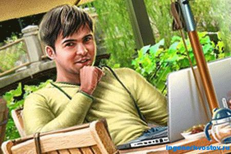 Александр Борисов. История трансформации блогера в инфобизнесмена