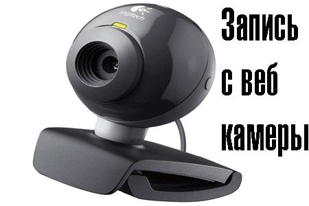Запись с веб камеры онлайн и используя программу записи с веб камеры Ecap