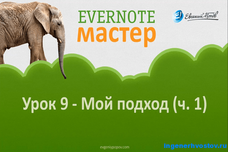 evernote для windows