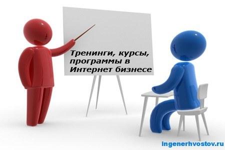 Тренинги в Интернет бизнесе. Мотивация от коуча Оксаны Каменецкой
