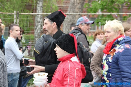 9 мая, казаки