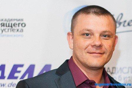 Евгений Вергус на Питеринфобизе