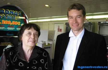 Светлана Молодёжникова и Андрей Хвостов на Питеринфобизе