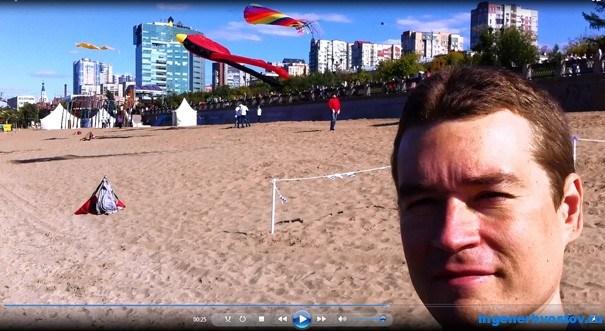 Андрей Хвостов, фестиваль воздушных шаров