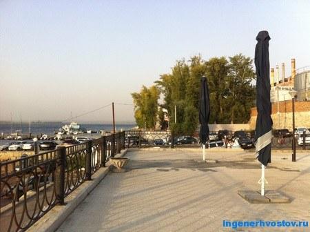 Ульяновский спуск к Волге в Самаре