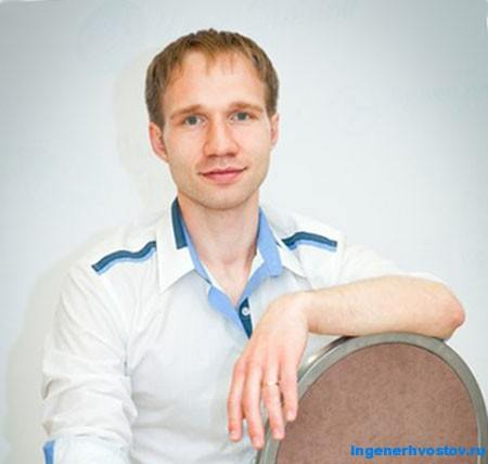 Алексей Морозов – ведущий живых тренингов