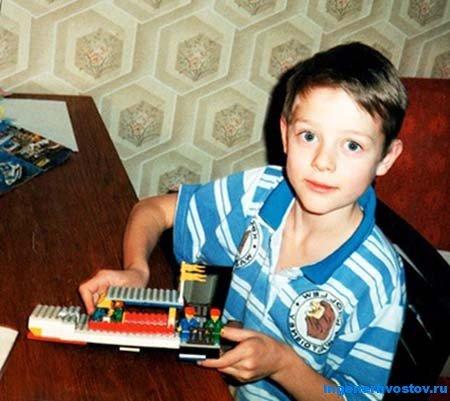 Никита Королёв - детство