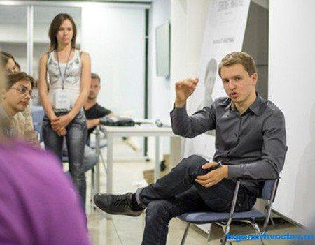 Олесь Тимофеев - успешный бизнесмен