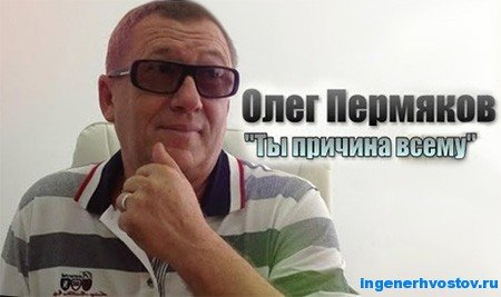 Олег Пермяков — Ты причина всему