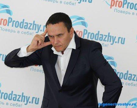 Виталий Кузнецов - предприниматель