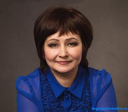 Наталья Шевченко – инженер