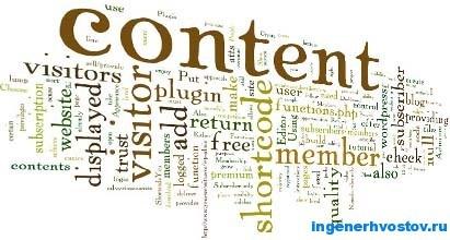 Продвижение статьями и значение контента на блоге