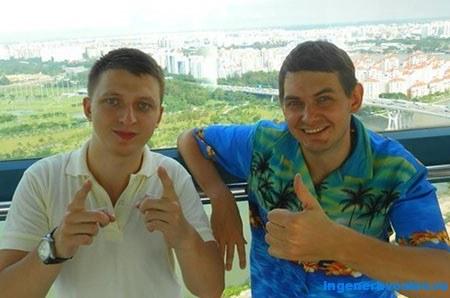 Евгений Гурьев и Василий Ногинов – Бизнес с Китаем