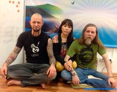 Маматов Алексей духовные практики