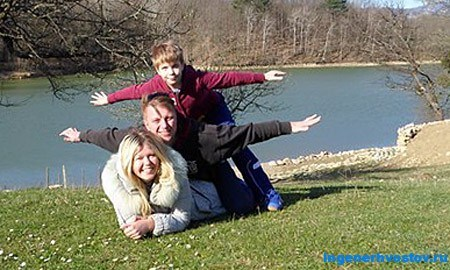 Юлия Щедрова – семья