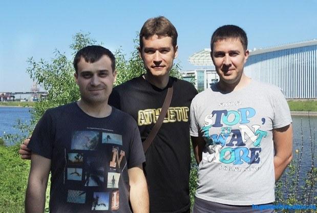 Питеринфобиз-2016 с Дырзой