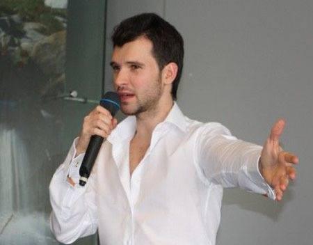 Александр Андреев — основатель проекта «Империя успеха»