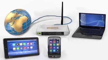 Как подключить ноутбук к интернету