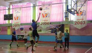Баскетбол, Хвостов Андрей