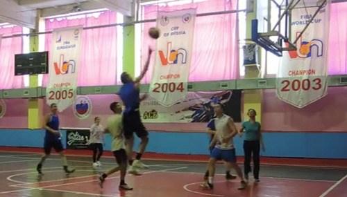 Любительский баскетбол, Хвостов Андрей
