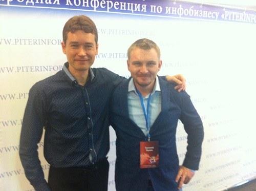 Евгений Ванин, Андрей Хвостов