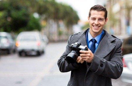 Как стать журналистом без опыта и образования, фоторепортёр