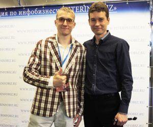Матвей Северянин, Андрей Хвостов
