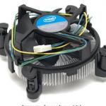 Как поменять термопасту на процессоре