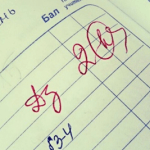 Как стереть двойку в дневнике незаметно
