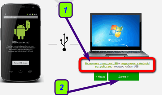 Android Recovery program