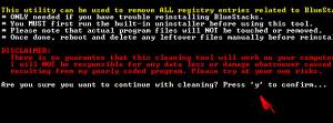 очистка компа