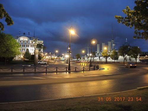 Крейсер Аврора-2017