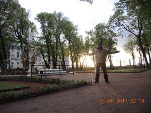 Летний сад, СПб-2017