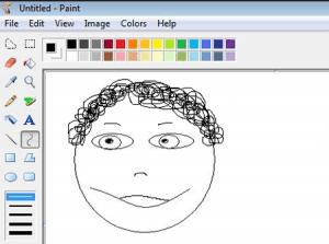 Как сделать фото 3 на 4 в Paint